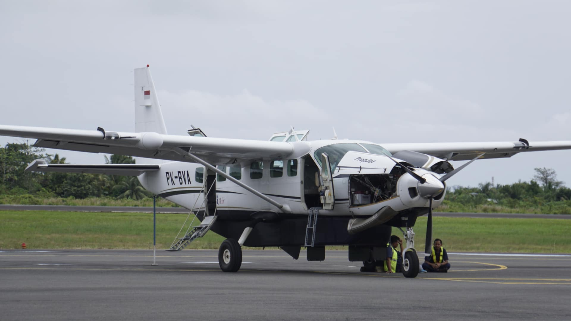 Best Plane for the Bush?
